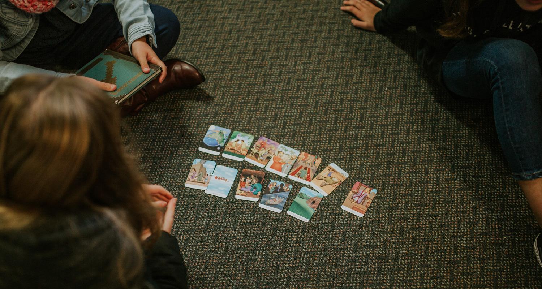 Missions Scripture Schools SRE Special Religious Education Teach God Hunter SRE